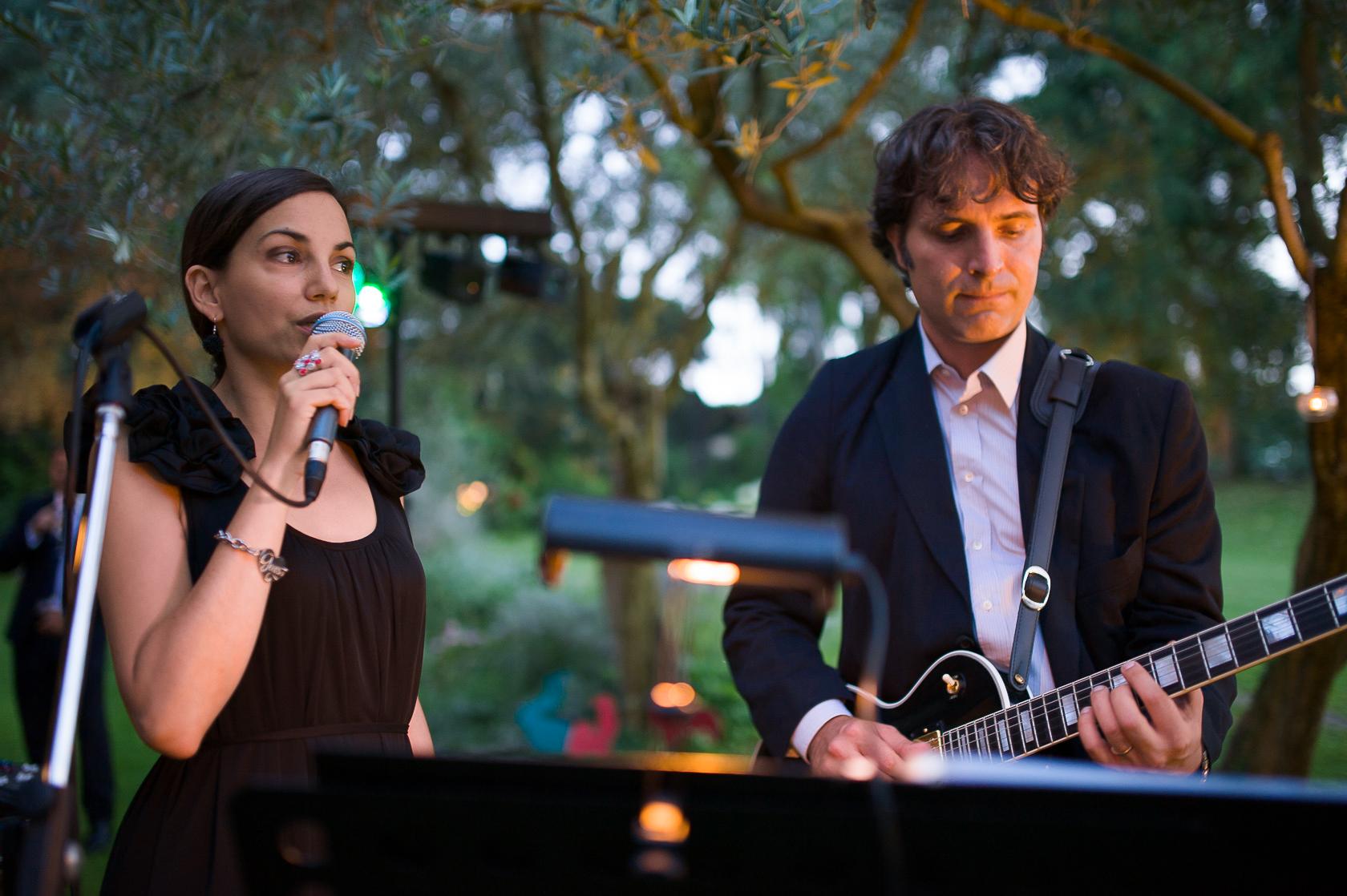 duo jazz pop dal vivo