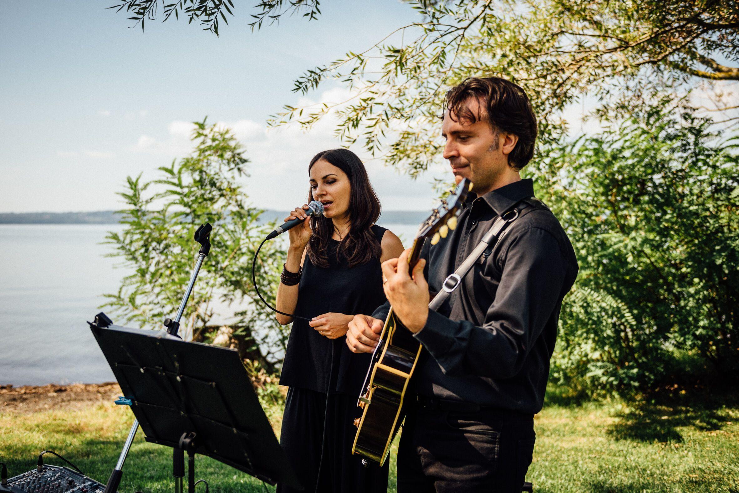 tenuta di polline musica matrimonio roma