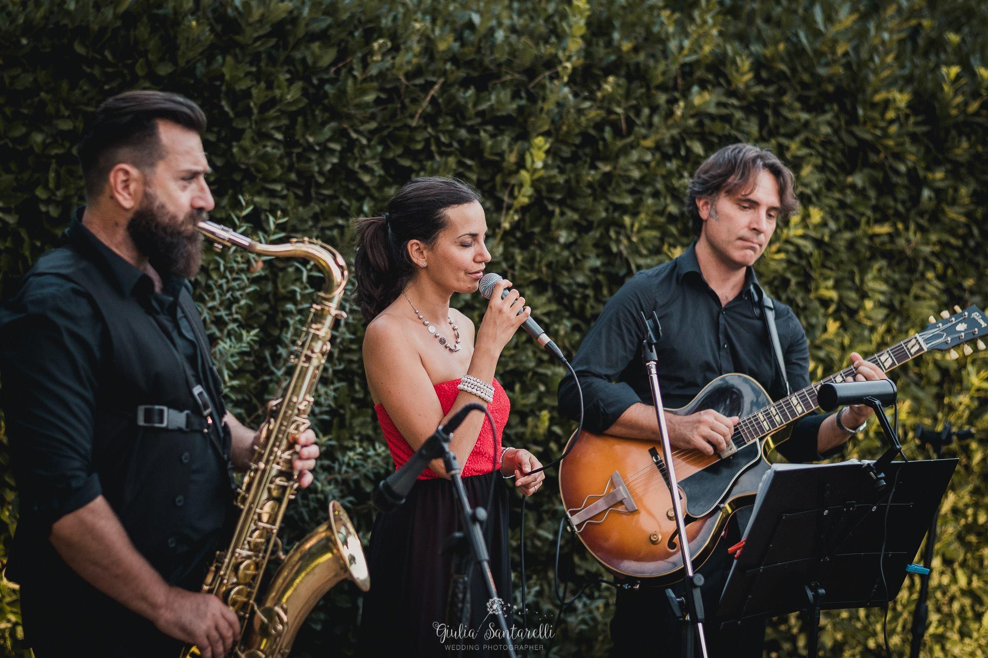 trio musica matrimonio roma